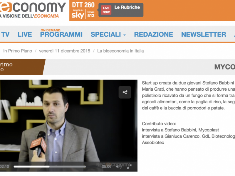 Rateconomy – press interview