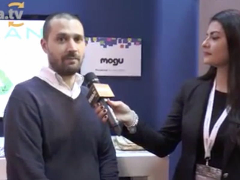 Ricicla TV – Ex Novo Materials – video interview