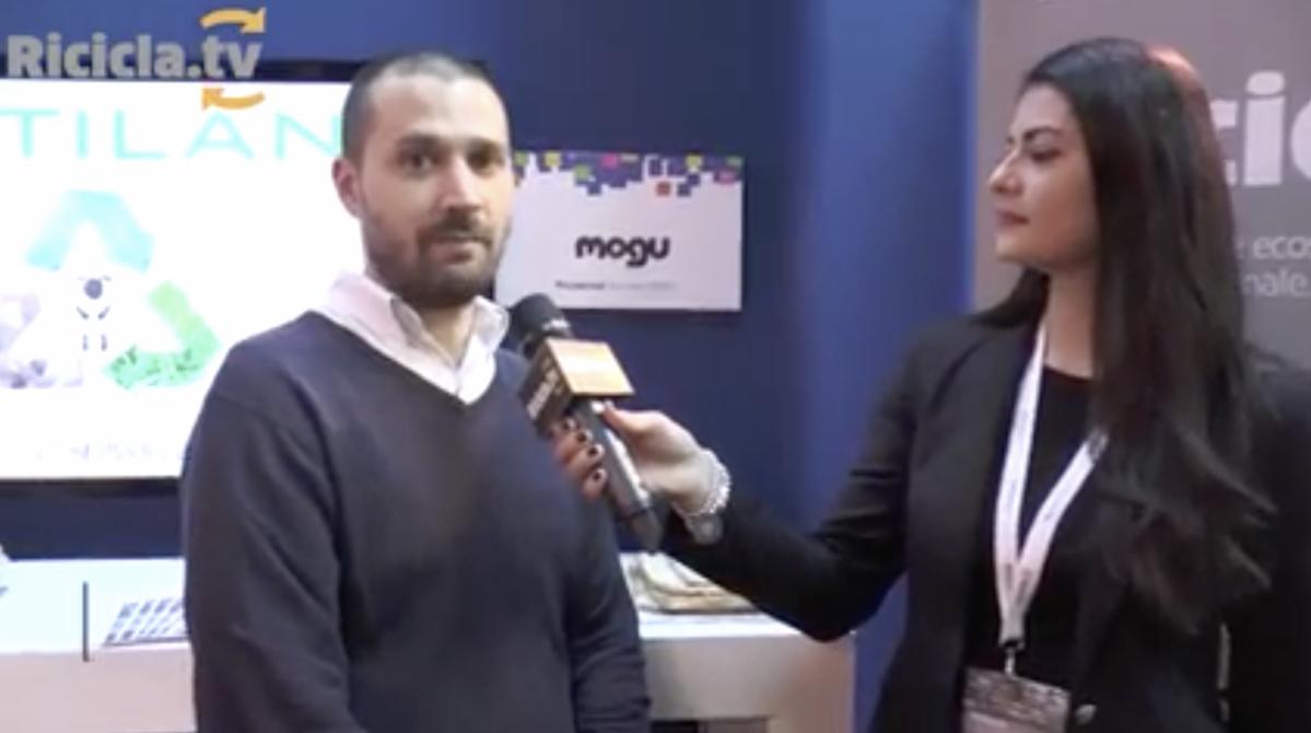 Ricicla TV – Ex Novo Materials – video interview