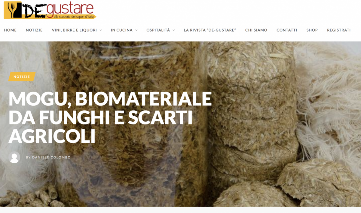DeGustare – press article