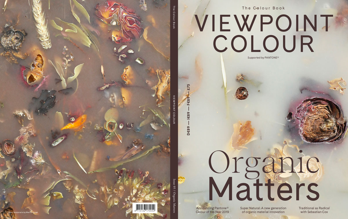 VIEWPOINT COLOUR – Organic Matters – Feature on Mogu Materials – Publication