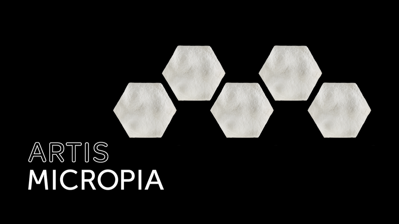 ARTIS-MICROPIA 5th anniversary 30 September 2019 – Amsterdam  (NL) – Public Talk & Exhibition