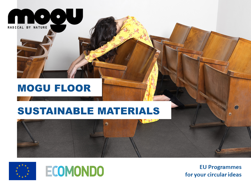 ECOMONDO 2019 – Rimini // EASME (European Commission) – Supporting actions to promote Sustainable Buildings – Public Talk