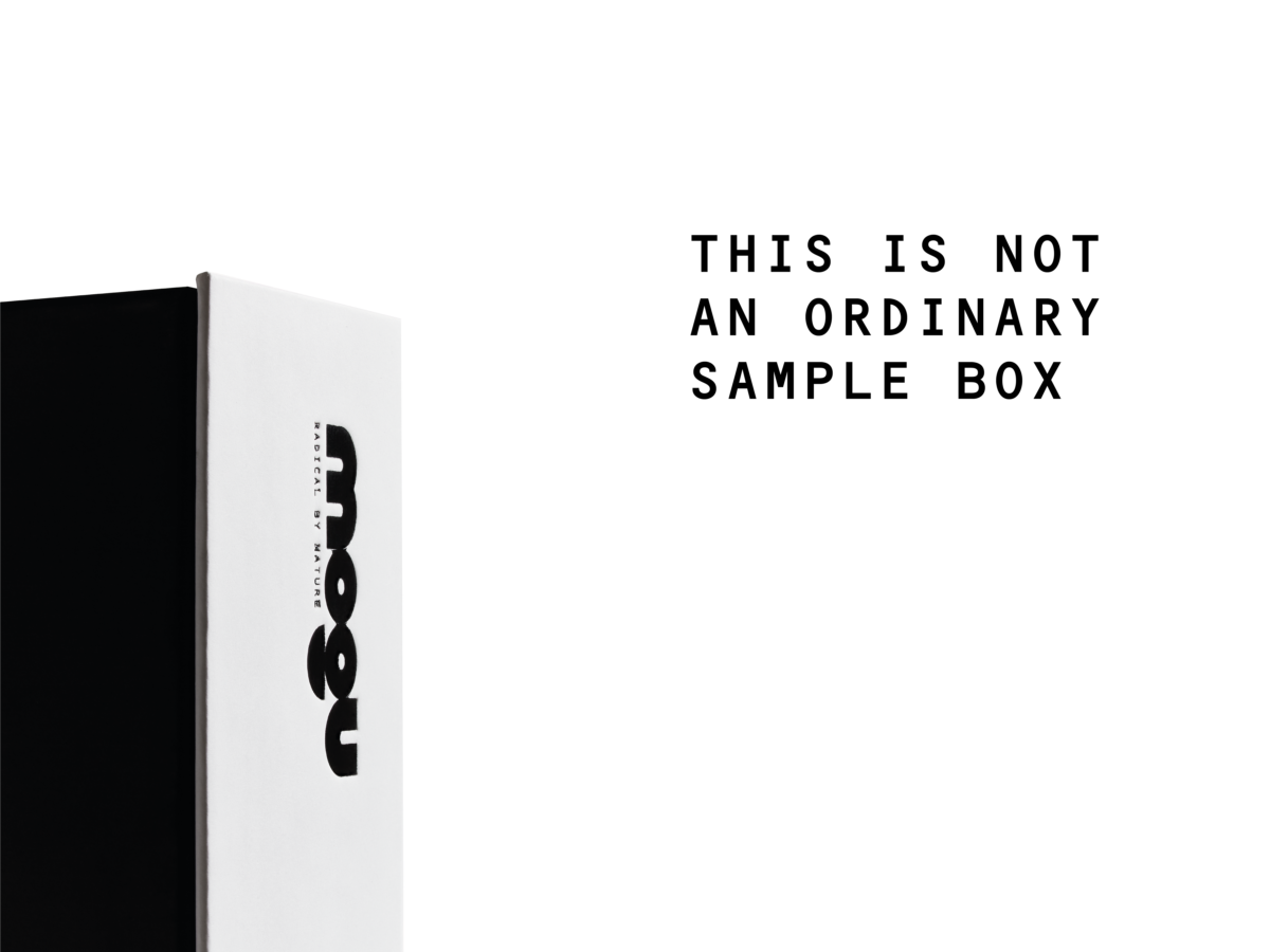 MOGU SAMPLE BOX // OUT OF ORDINARY // AVAILABLE FOR ONLINE ORDER NOW