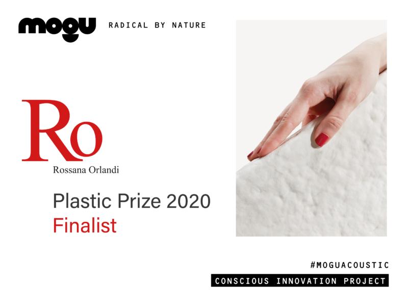 MOGU ACOUSTIC // FINALIST @ROPLASTICPRIZE 2020
