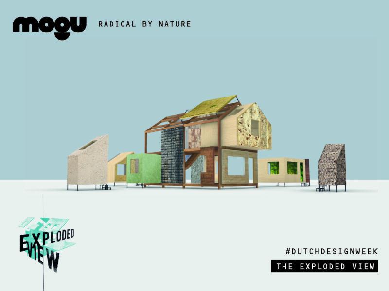 THE EXPLODED VIEW // MOGU @DUTCH DESIGN WEEK 2020