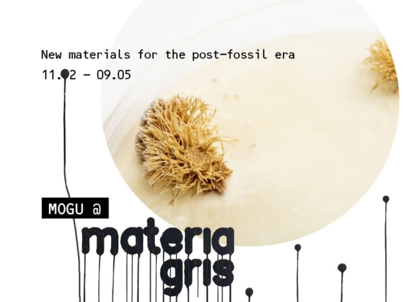 MOGU ON SHOW // MATERIA GRIS @CENTROCENTRO MADRID // EXHIBITION