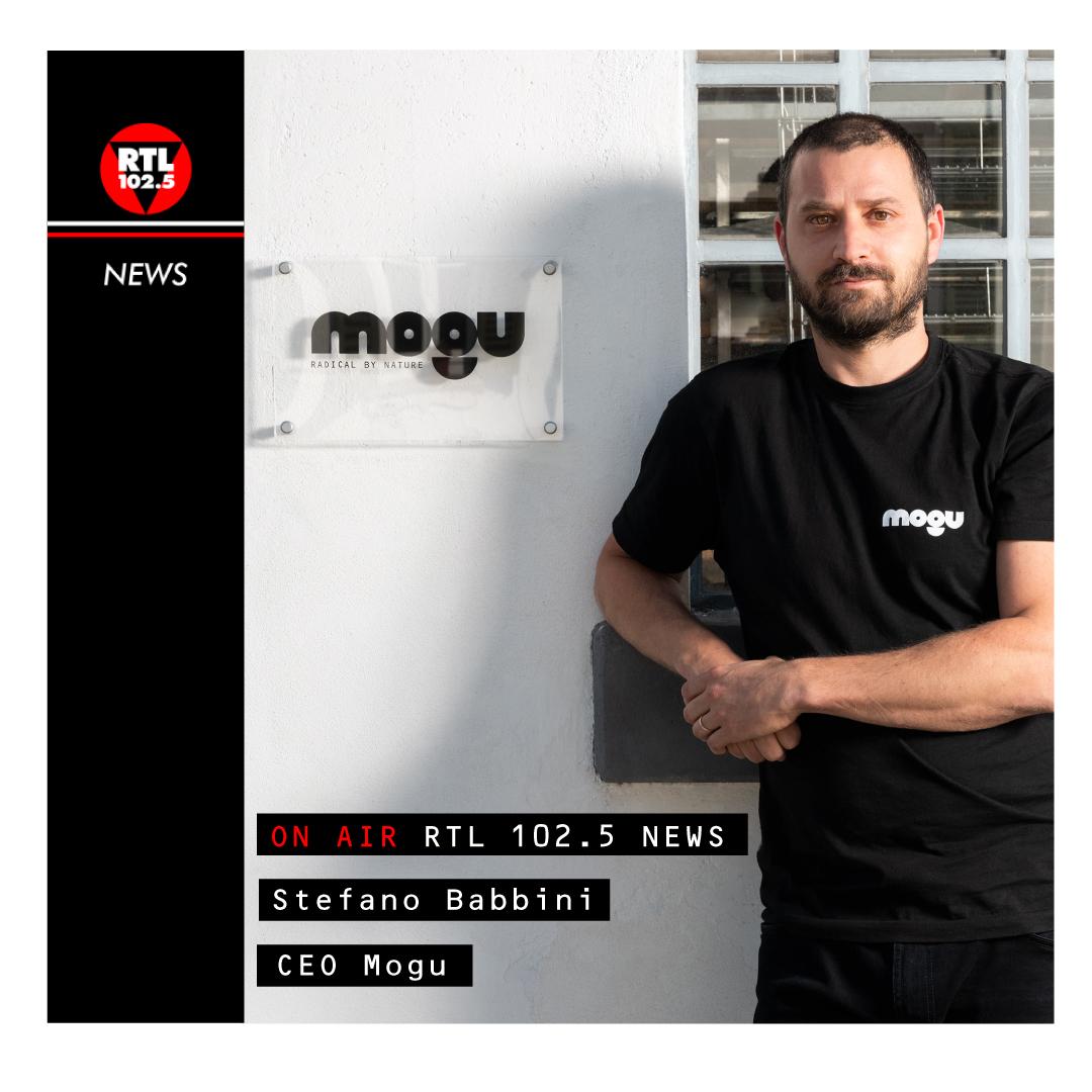 MOGU ON AIR // HAVE A TALK @ RTL 102.5